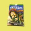 Imagen de El mundo de los dinosaurios - Consuelo Delgado