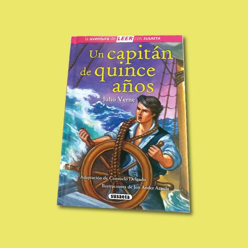 Imagen de Un capitán de quince años - Julio Verne