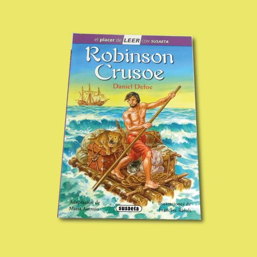 Imagen de Robinson Crusoe - Daniel Defoe
