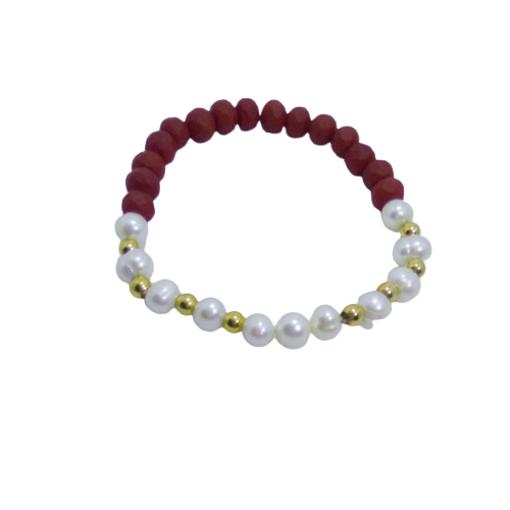 Imagen de Cristales y perlas