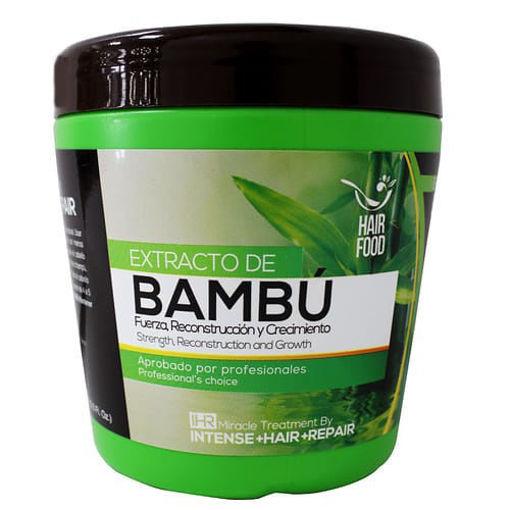 Imagen de Tratamiento hair food extracto de Bambú