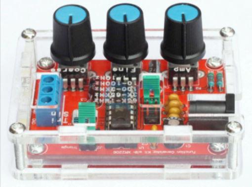 Imagen de Generador de pulsos