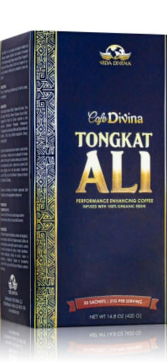 Imagen de Café  TONGKAT Allí