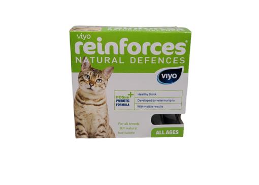 Imagen de Vitamina fortalece defensas natural para gatito bebé y adulto