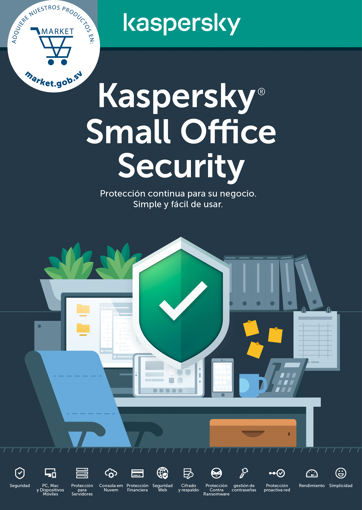 Imagen de Kaspersky Small Office Security