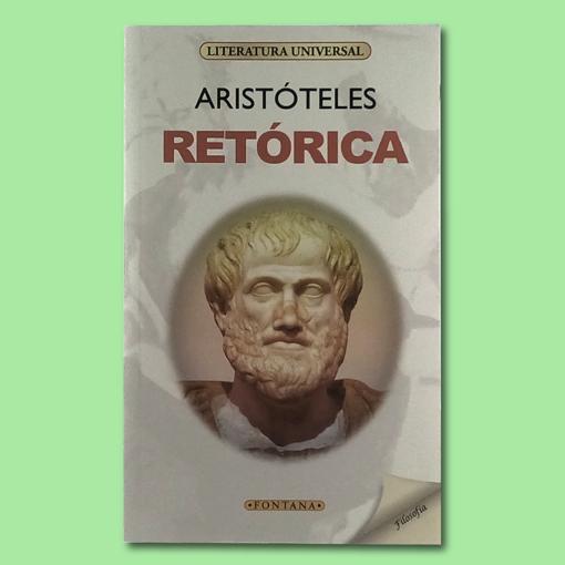 Imagen de Retórica - Aristoteles
