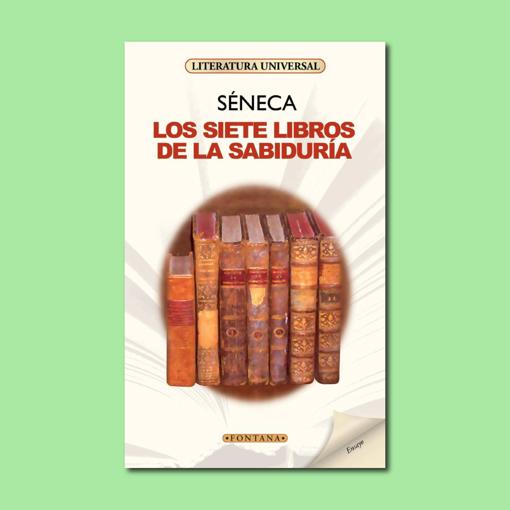 Imagen de Los siete libros de la sabiduría - Seneca