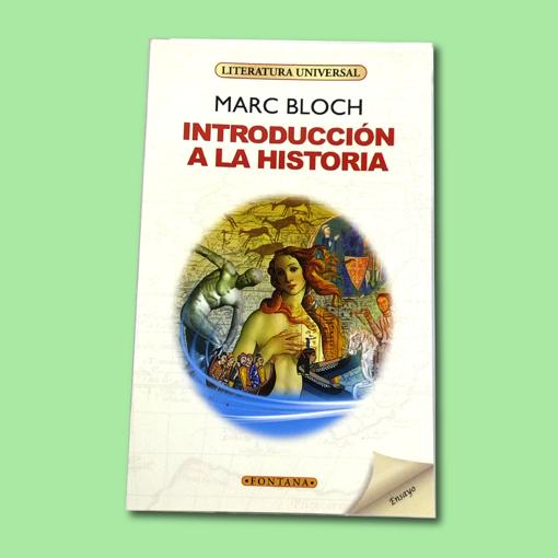 Imagen de Introducción a la historia - Marc Bloch