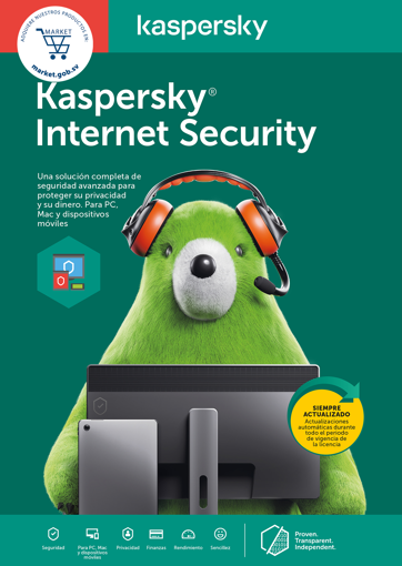 Imagen de Kaspersky Internet Security