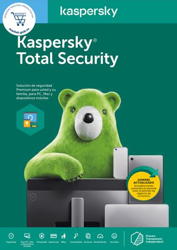 Imagen de Kaspersky Total Security