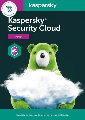 Imagen de Kaspersky Security Cloud - Family