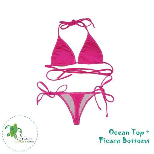 Imagen de Ocean TOP + Picara Bottoms