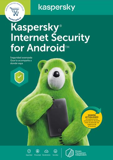 Imagen de Kaspersky Internet Security - Android