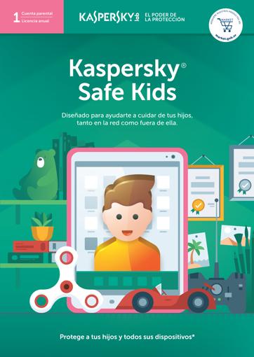 Imagen de Kaspersky Safe Kids