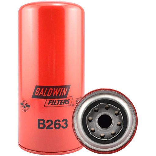Imagen de Filtro de aceite BALDWIN B263