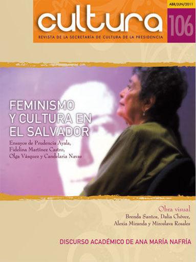 Imagen de Revista Cultura No. 106