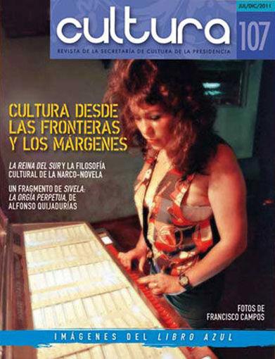 Imagen de Revista Cultura No. 107