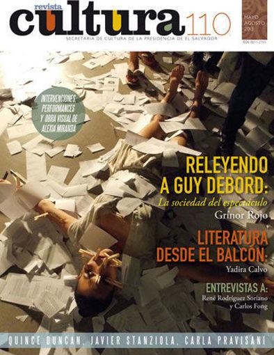 Imagen de Revista Cultura No.  110
