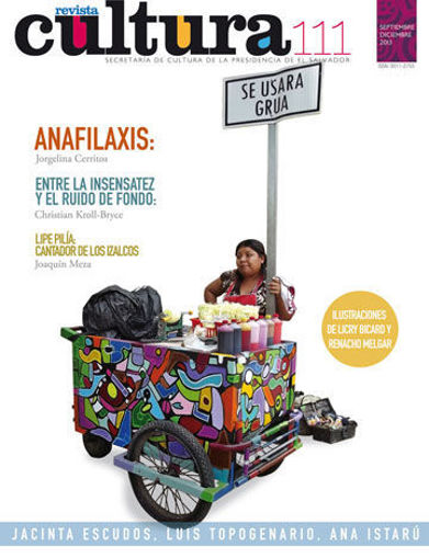 Imagen de Revista Cultura No.  111