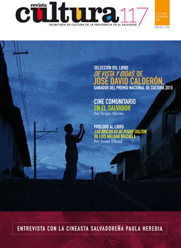 Imagen de Revista Cultura No.  117