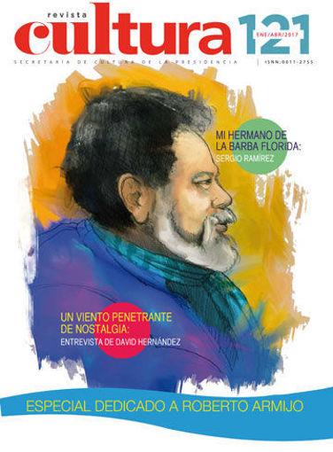 Imagen de Revista Cultura No.  121