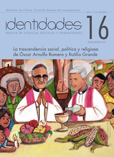Imagen de Revista Identidades No. 16