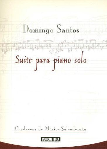Imagen de Suite para piano solo