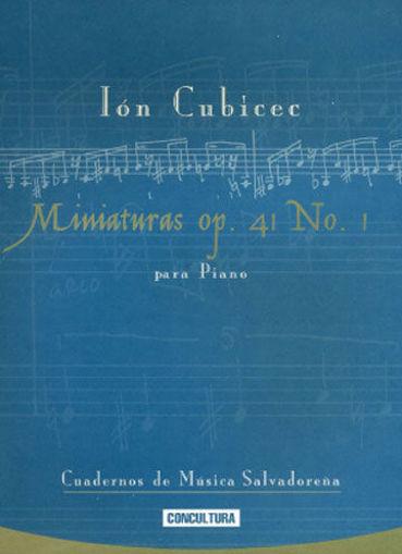 Imagen de Miniaturas op. 41 No. 1