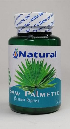 Imagen de Saw  palmetto 60 capsulas