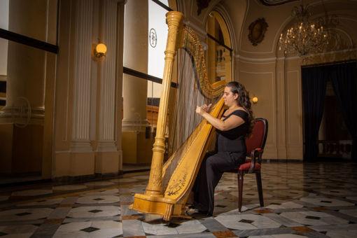 """Imagen de Concierto """"Nosotras: arte y música"""""""