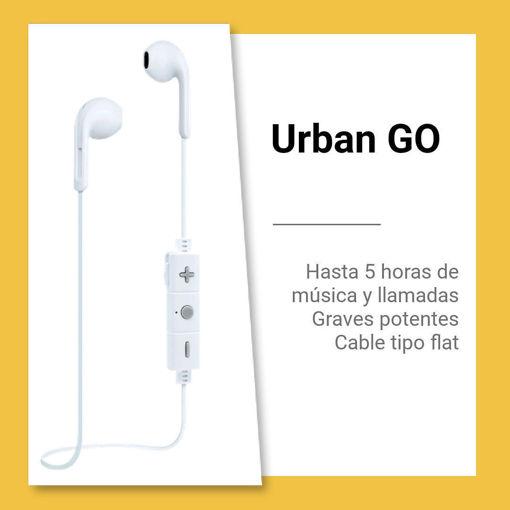 Imagen de Audífonos Urban GO