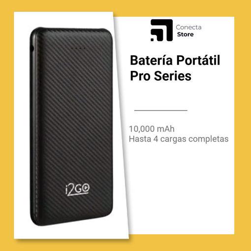 Imagen de Batería Portátil de 10,000 mAH Pro Series