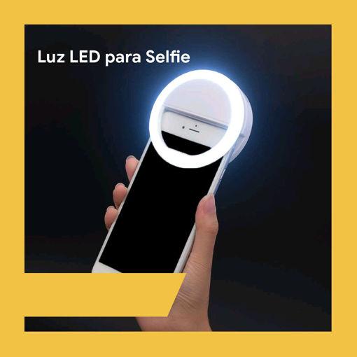Imagen de Luz LED para selfies