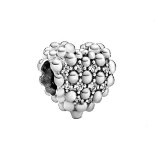 Imagen de Charm /Corazón con esferas