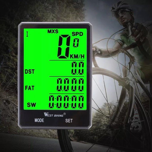 Imagen de Cuentakilómetros para Bicicleta