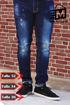 Imagen de Pantalón original marca Most Wanted azul oscuro