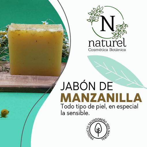 Imagen de Jabón de Manzanilla
