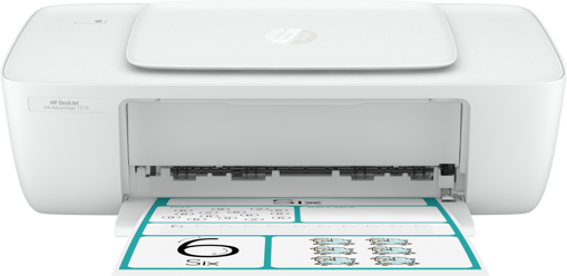 Imagen de Impresora HP DeskJet Ink Advantage 1275