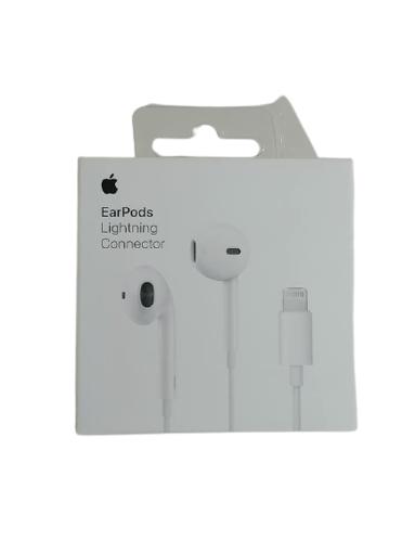 Imagen de Earpods Ligthning Apple 100% originales (MODELO A1748)