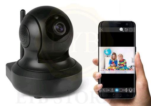 Imagen de Cámara de video vigilancia
