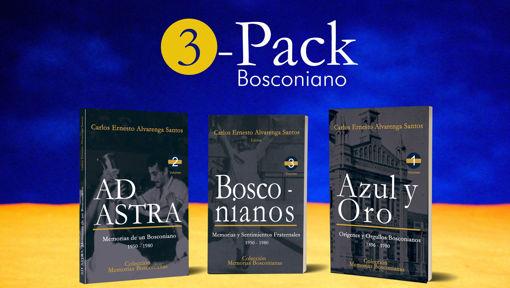 Imagen de 3-Pack bosconiano