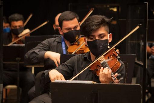 Imagen de 16/6/21 VI concierto Orquesta Sinfónica de El Salvador