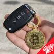 Imagen de Llaveros Bitcoin Metalicos