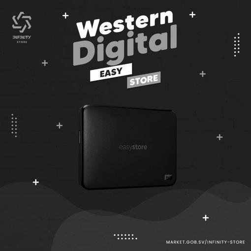 Imagen de Disco Duro Externo Western Digital Easystore 2TB