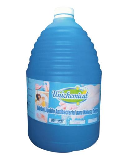 Imagen de Jabón Líquido Antibacterial