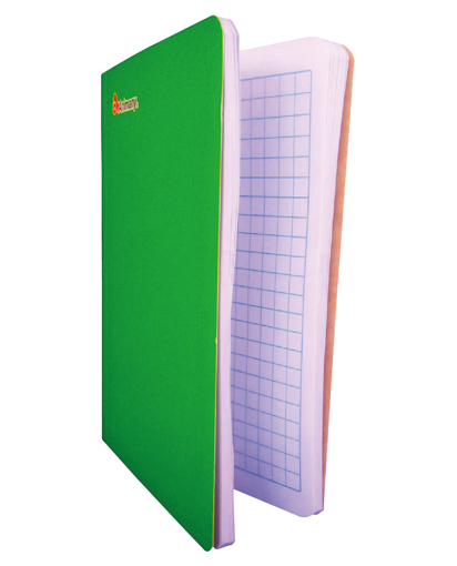 Imagen de Cuaderno Cuadrículado 15 x 20 cm