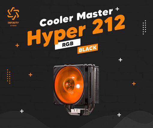 Imagen de Cooler Master Hyper 212 RGB Black Edition