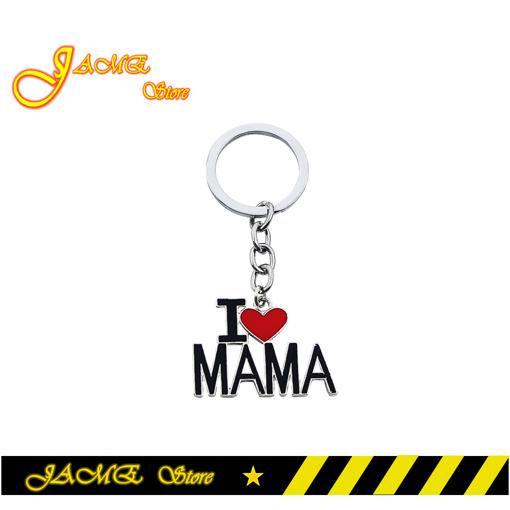 Imagen de Llavero - I ♥ MAMA