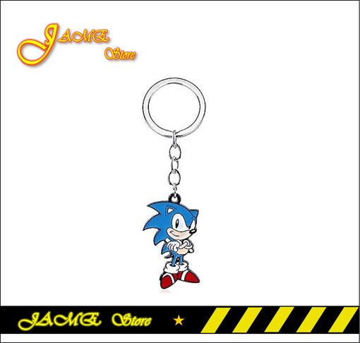 Imagen de Llavero - Sonic