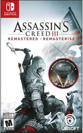 Portada Assassin's Creed® III: Remastered